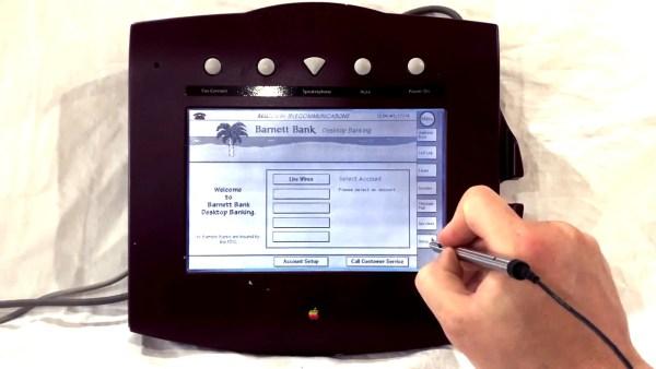 Zobacz, jak działa dziś prototyp W.A.L.T. Apple'a z 1993 r.