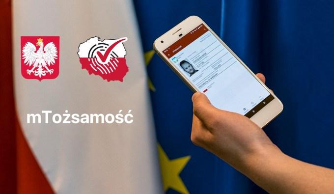 mTożsamość w aplikacji mObywatel - Eurowybory 2019 r.