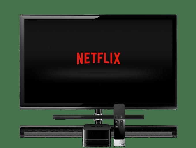 Netflix on Apple TV