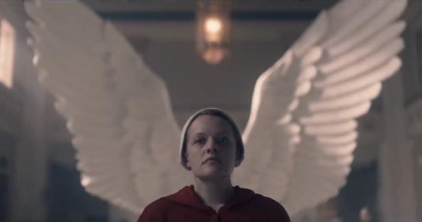 """Rewolucja nadchodzi do Gilead w 3. sezonie """"Opowieści podręcznej"""""""