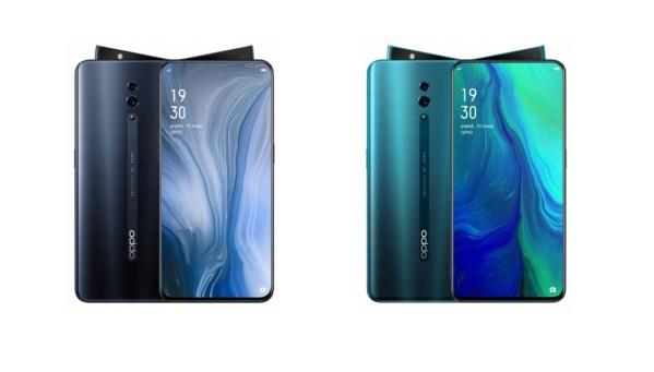Smartfony Oppo Reno oraz Reno 10x Zoom trafiają do Polski