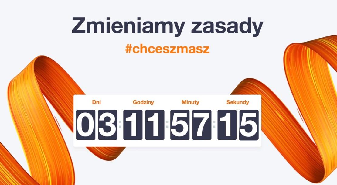 Orange Polska #chceszmasz (licznik)