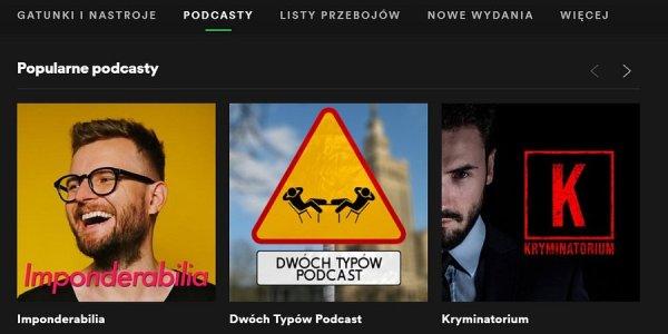 Jak się mają podcasty w Polsce – według Spotify i Voxnest