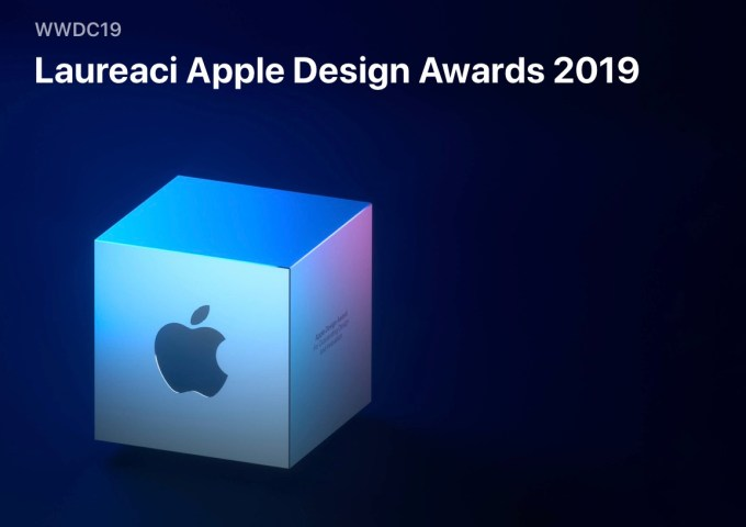 Laureaci nagród Apple Design Awards 2019