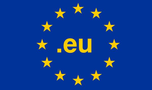 Domena .EU staje się globalną