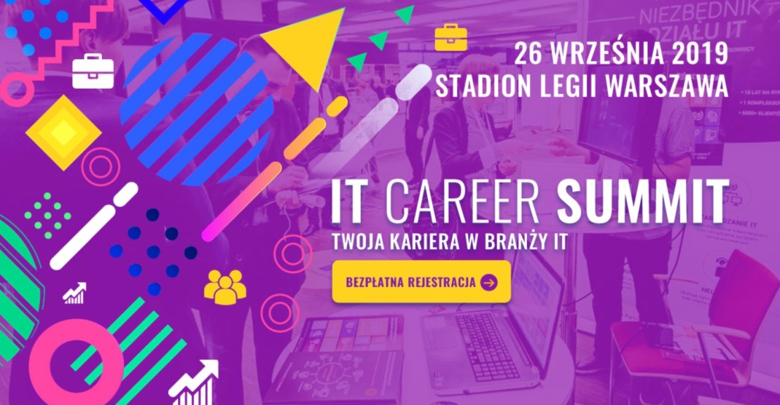 IT Career Summit 2019 (Warszawa)