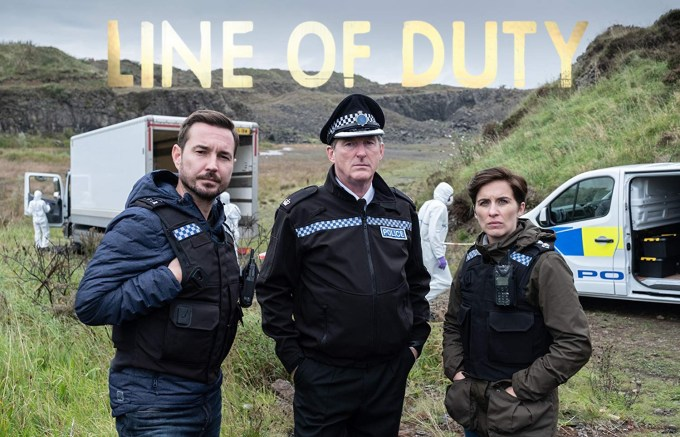 Line of Duty (5. sezon Netflix)