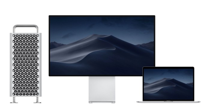 macPro i Pro Display XDR