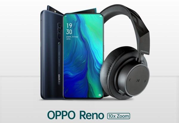 OPPO wprowadza do Polski smartfon Reno z dziesięciokrotnym zoomem