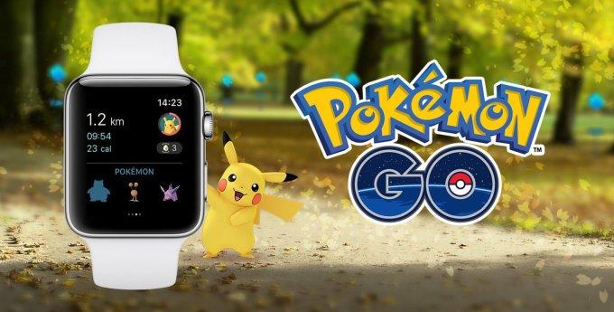 koniec wsparcia Pokemon Go dla Apple Watcha