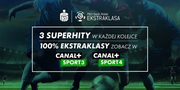 Ruszają kanały CANAL+ Sport 3 i CANAL+ Sport 4