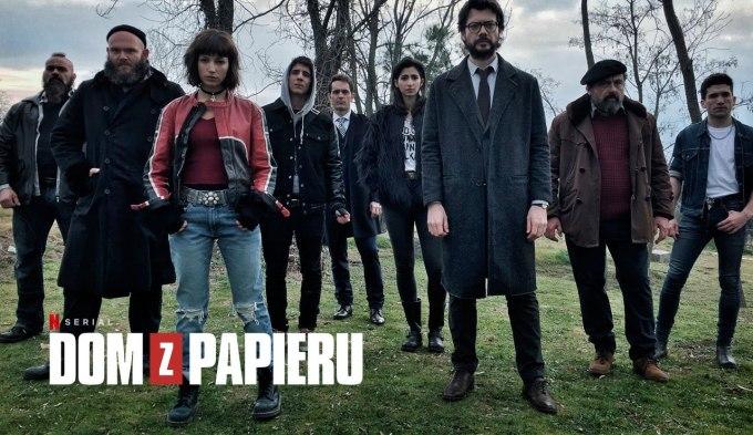 """3. sezon serialu """"Dom z papieru"""""""