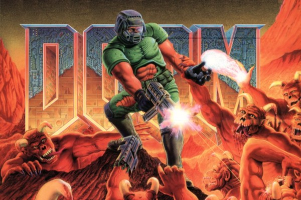 Oryginalne gry DOOM są teraz dostępne na Androida i iOS-a