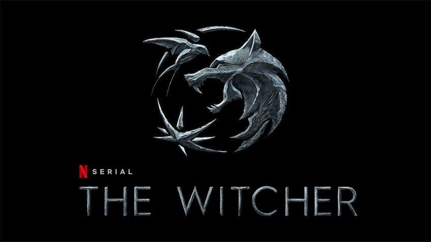 Logo serialu The Witcher (Netflix, 2019)