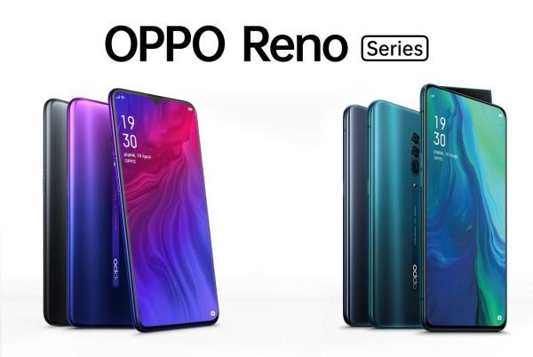Smartfon OPPO Reno Z wchodzi na polski rynek