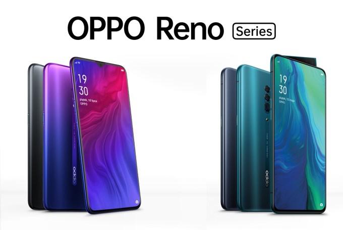 Oppo reno Series (Reno Z)