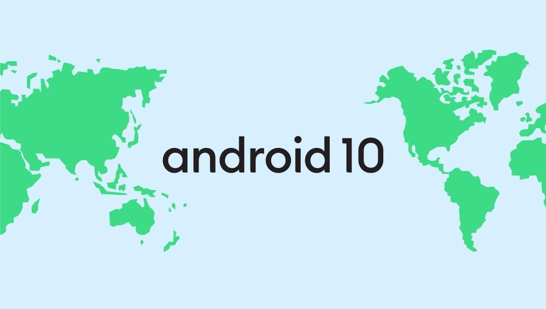 Android 10 - nowa identyfikacja wizualna