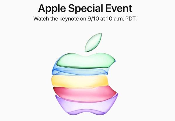 Oglądaj online konferencję Apple Special Event już 10 września 2019 r.