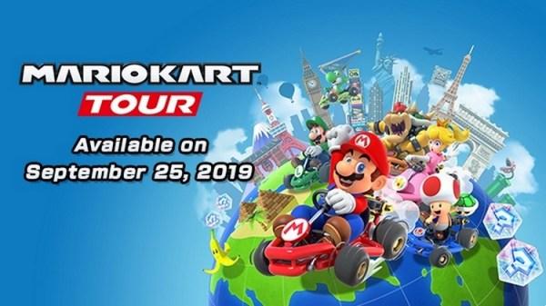 """Wyścigi mobilne """"Mario Kart Tour"""" dostępne na iOS-a i Androida"""