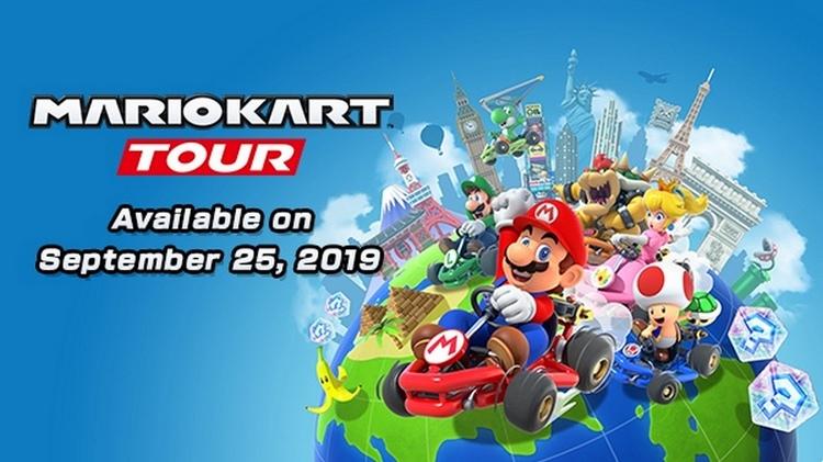 Mario Kart Tour (25.09.2019 r.) - preregister