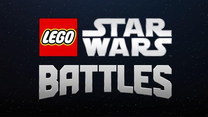LEGO Star Wars Battles (logo)