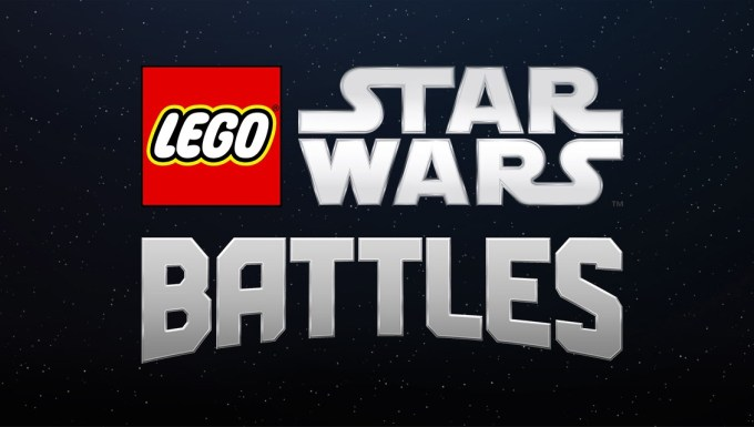 LEGO Star Wars Battles (logo)
