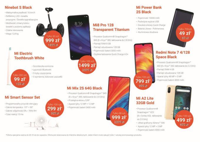 Promocje w Mi Store Olsztyn