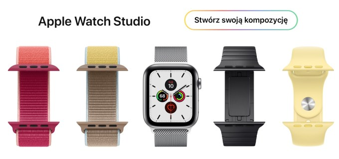 Apple Watch Studio