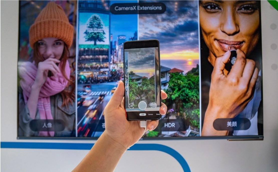 CameraX Extension Oppo