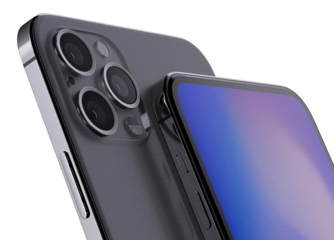 Koncepcja iPhone 12 (na 2020 rok)