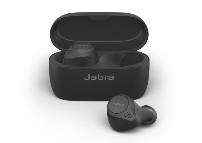 Jabra Elite 75t Black w opakowaniu