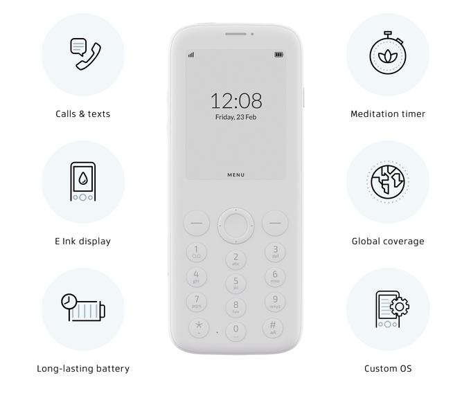 Najważniejsze funkcje telefonu Mudita Pure