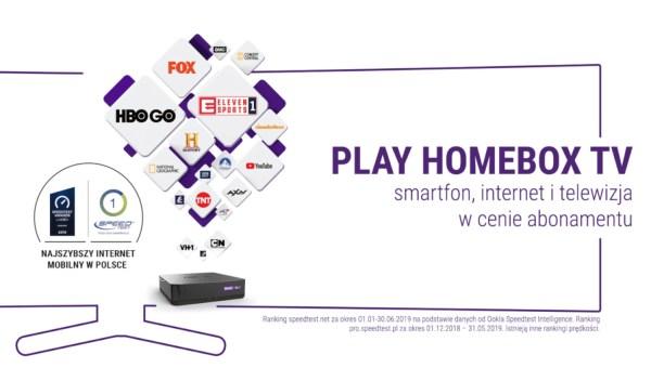 Play Homebox TV – nowa oferta łączona sieci Play w skrócie