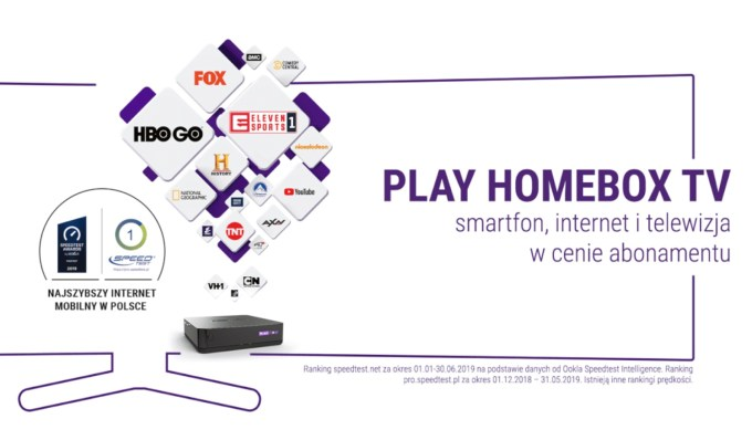 Play Homebox TV