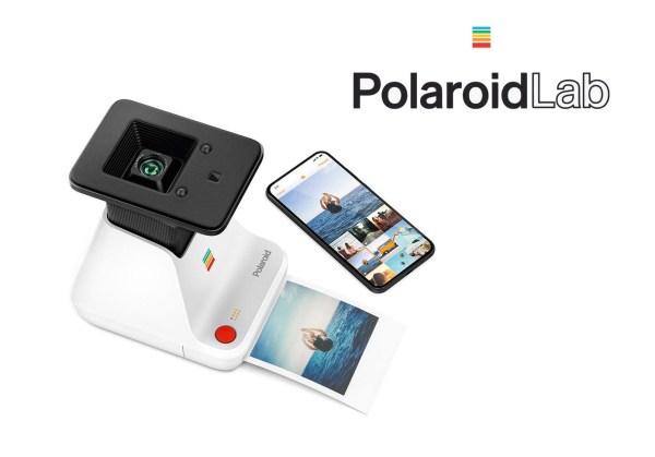 Polaroid Lab pozwoli wydrukować zdjęcia z wyświetlacza telefonu