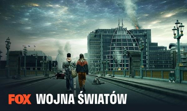 """""""Wojna światów"""" FOX Polska"""