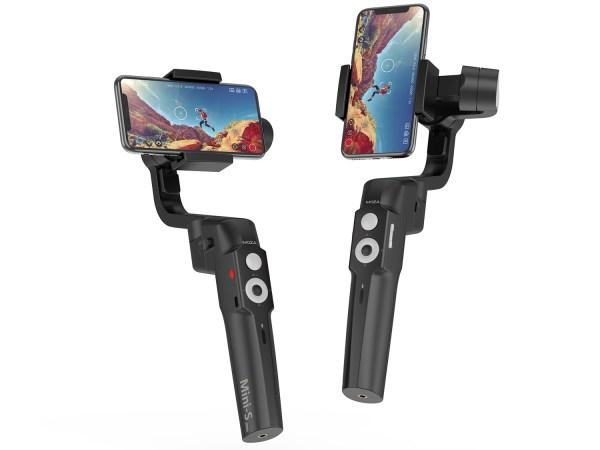 Gimbal Moza Mini-S z funkcją selfie sticka i tripodu już w sprzedaży