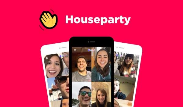 """Domówka na smartfonie dzięki aplikacji """"Houseparty""""!"""
