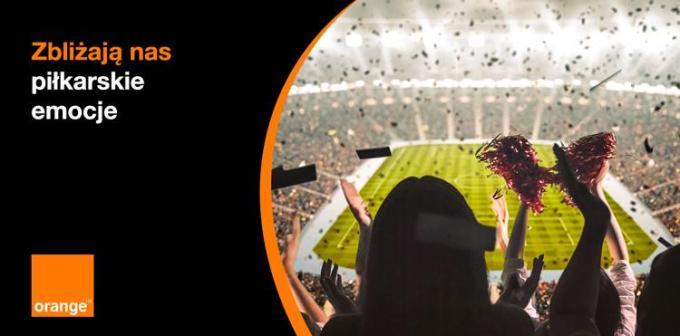 Piłkarskie emocje w Orange: promocja GB za gole