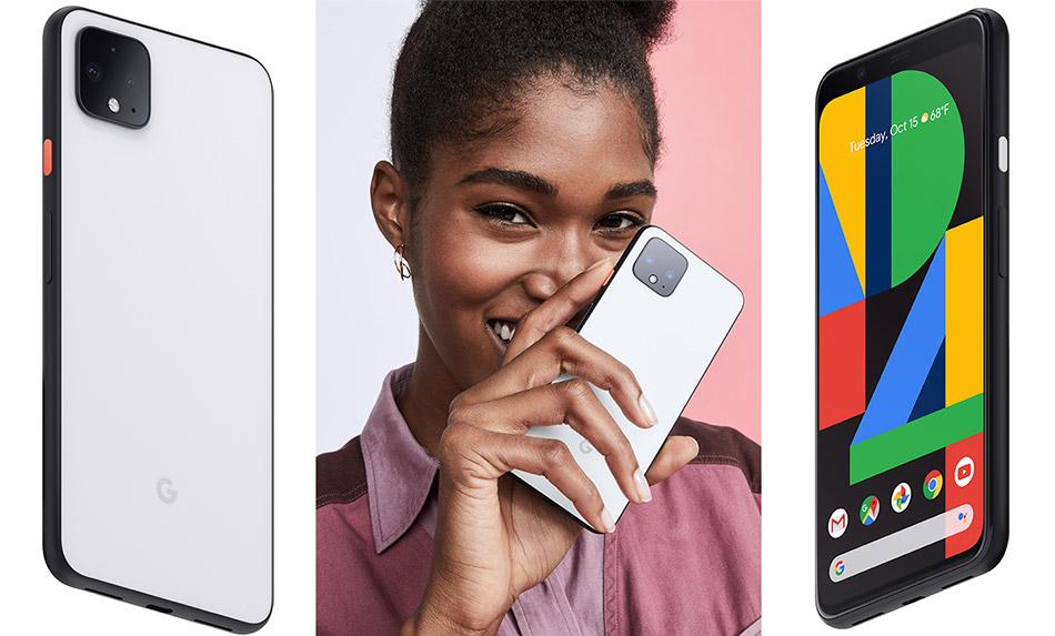 Smartfon Pixel 4