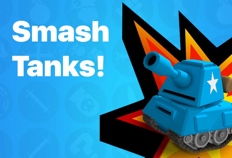 Smash Tanks! - AR Board Game