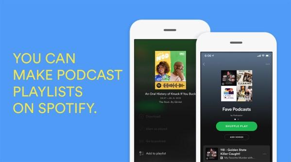 Jak tworzyć spersonalizowane playlisty podcastów w Spotify?