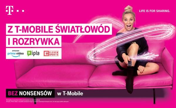 """T-Mobile z nową odsłoną kampanii """"Bez nonsensów"""""""