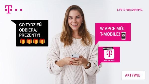 T-Mobile startuje zakcją promocyjną Happy Fridays
