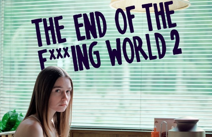 The End of the F***ing World 2 (Netflix, 5 listopada 2019 r.)