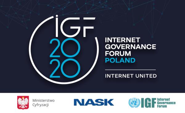 Polska będzie gospodarzem IGF 2020