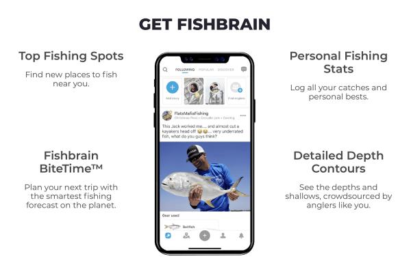 """""""Fishbrain – Fishing App"""" – taaaka apka dla wędkarzy!"""