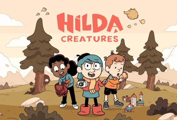 """Hilda Creatures"" to piękna imagiczna gra oparta na popularnej kreskówce"