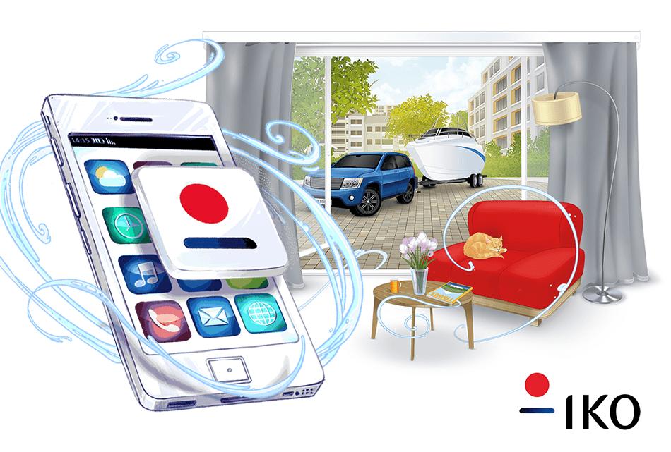 Obsługa kredytu hipotecznego w oddziale PKO BP za pomocą aplikacji mobilnej IKO