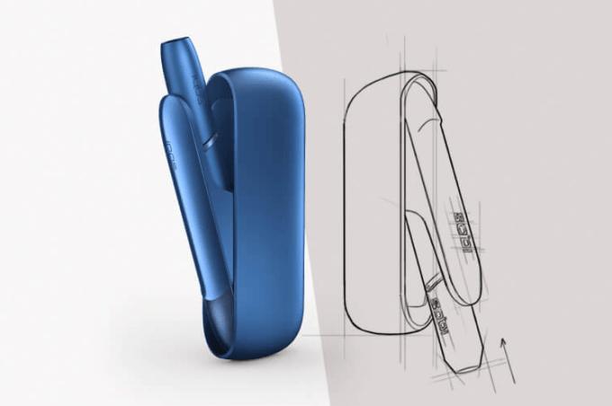 IQOS 3 design